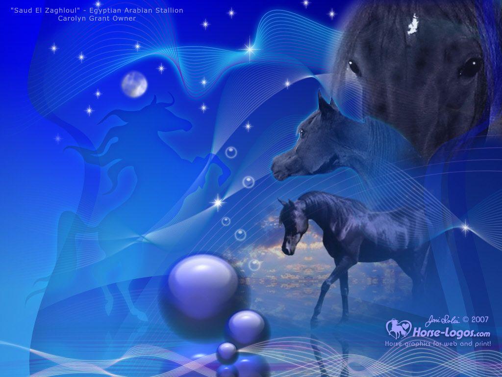 Free horse screensaver screensavers 3d wallpaper blue for Screensaver inter gratis