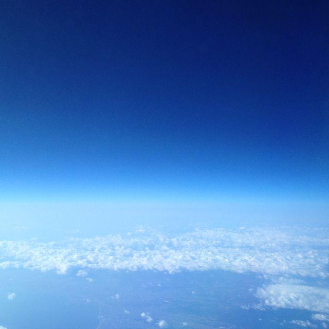 flight with 787