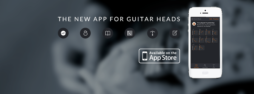 Uberchord is the first interactive guitar trainer that can hear ...
