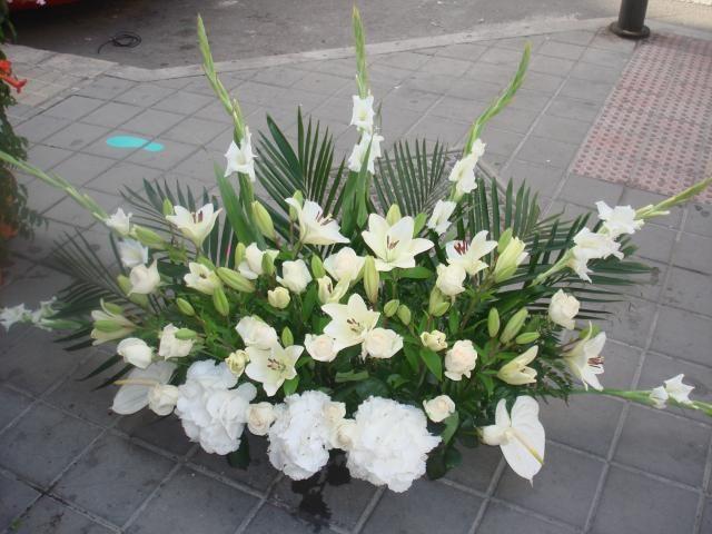 CENTROS IGLESIA, Flores | Floristeria Gemma, floristeria en Alicante