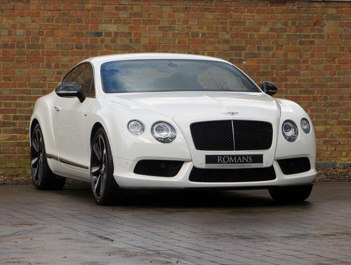 2014 Bentley Continental GT Mulliner V8 S Glacier White | Cars 10 ...