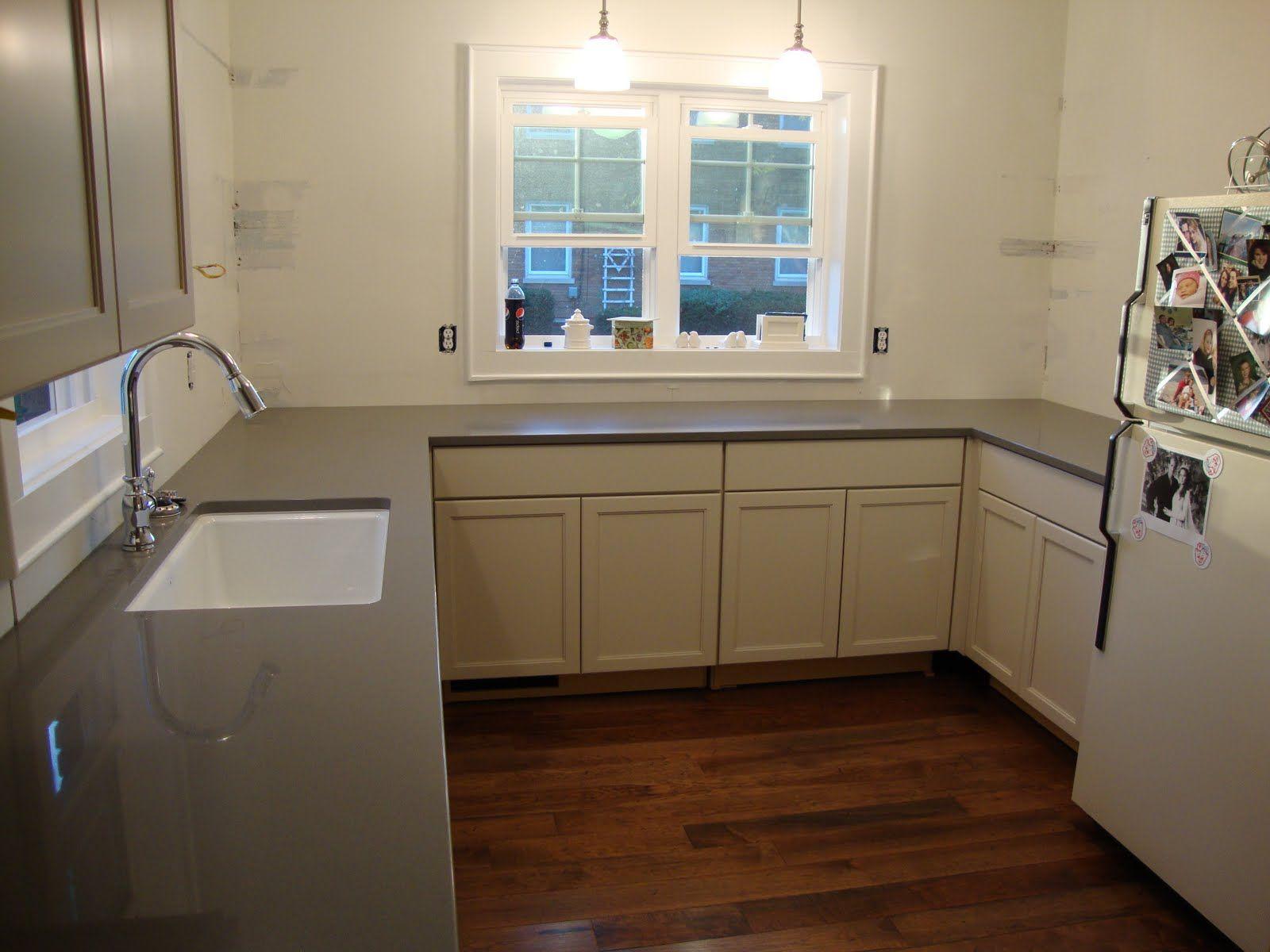 J&K Homestead: KitchenSilestone Quartz countertop in the color \