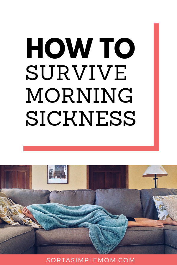 How To Survive Morning Sickness | Morning sickness ...