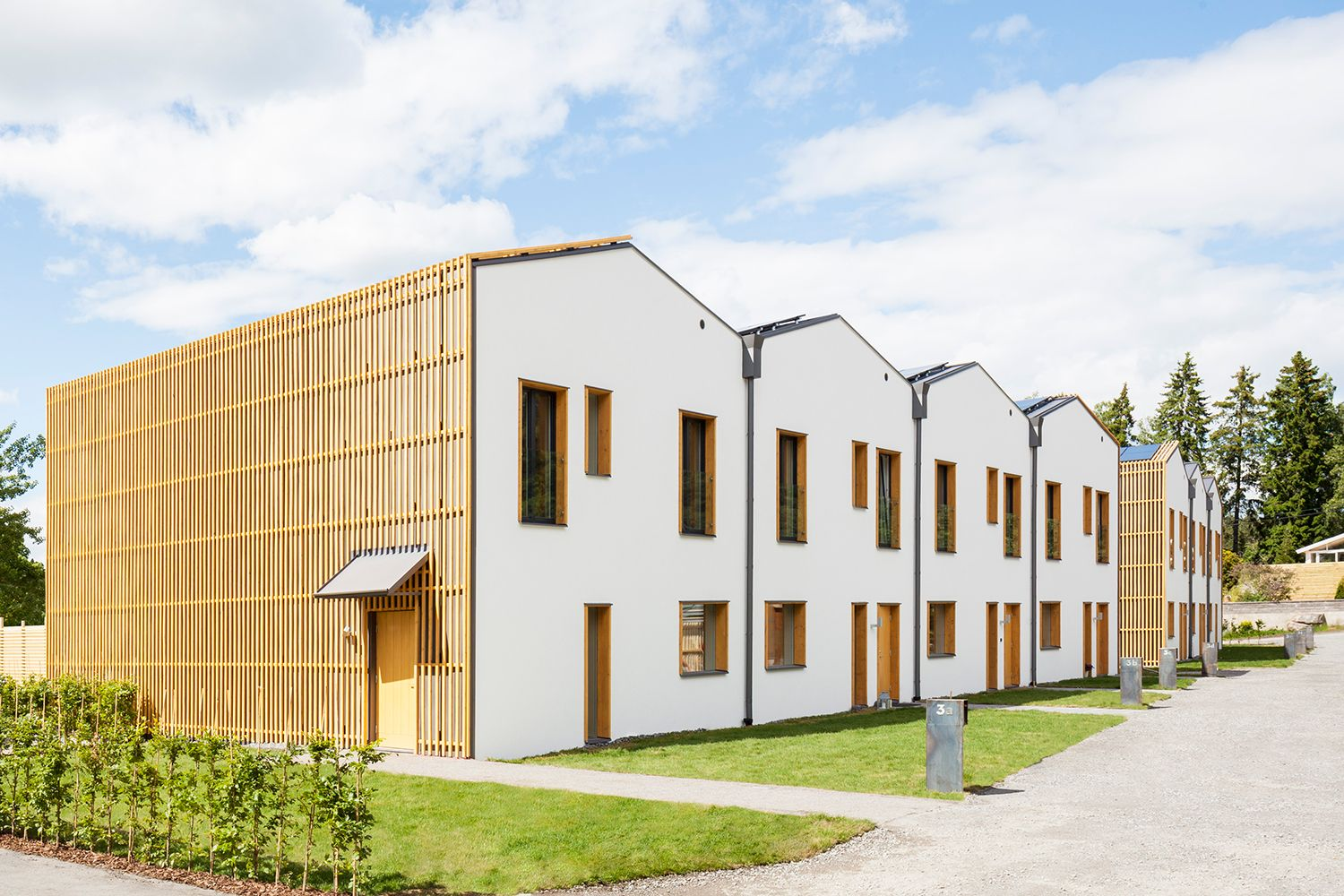 Sweden Houses Design The Powerhouse Arq Vivienda Swedish House Passive House