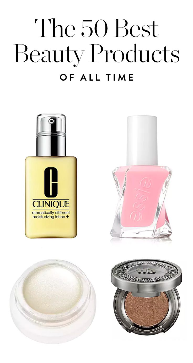 The 50 Best Beauty Products of All Time