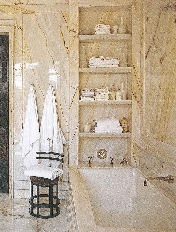 gorgeous marble bathsteven gambrel. | bath | pinterest