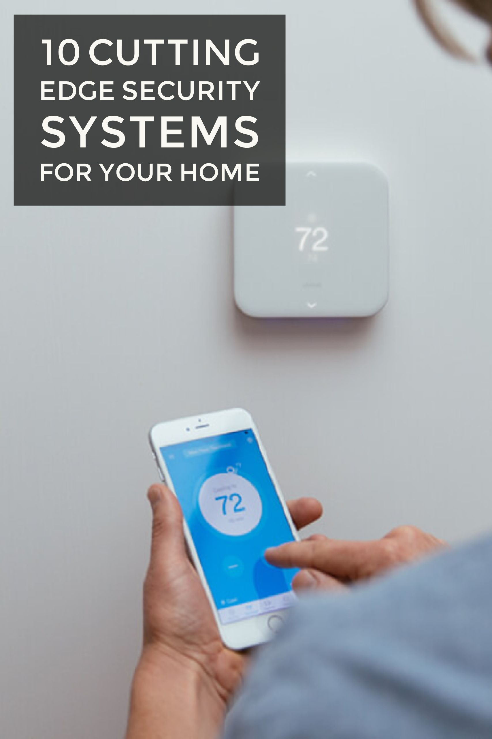 Here S What You Need To Know To Build A Smart Home Security System You Can Monitor From Any Home Security Systems Wireless Home Security Systems Home Security