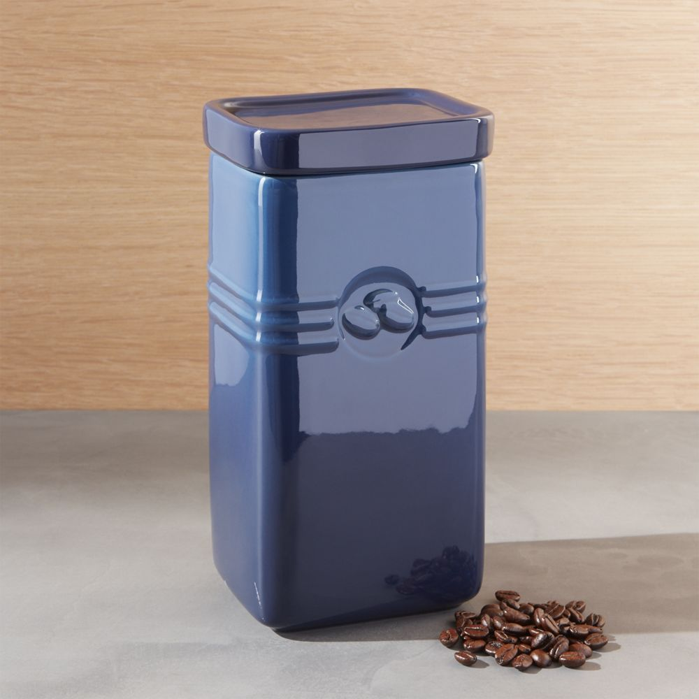 Le Creuset Ink Coffee Storage Jar