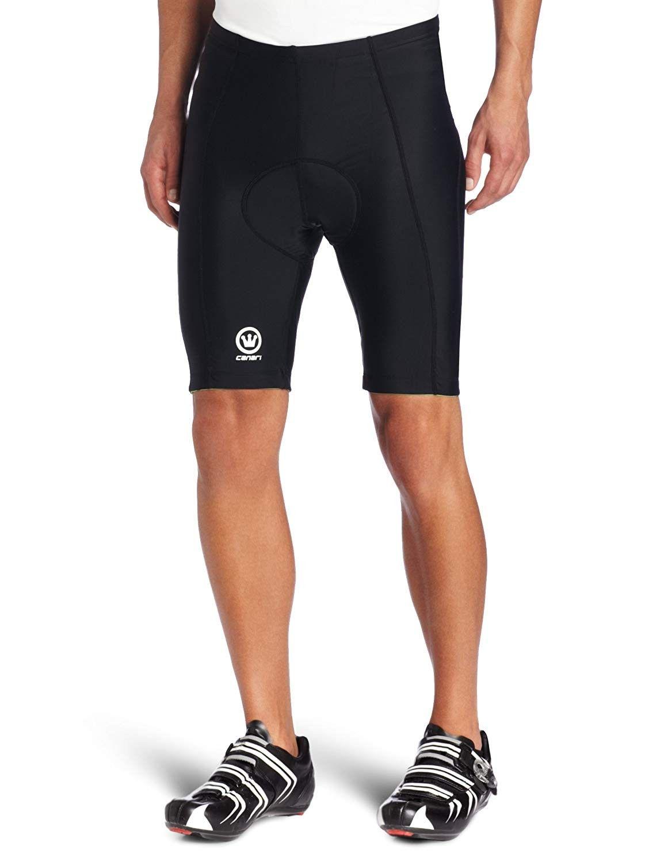 Men S Velo Gel Padded Bike Short Black Ci111gjg8p7 Size Small
