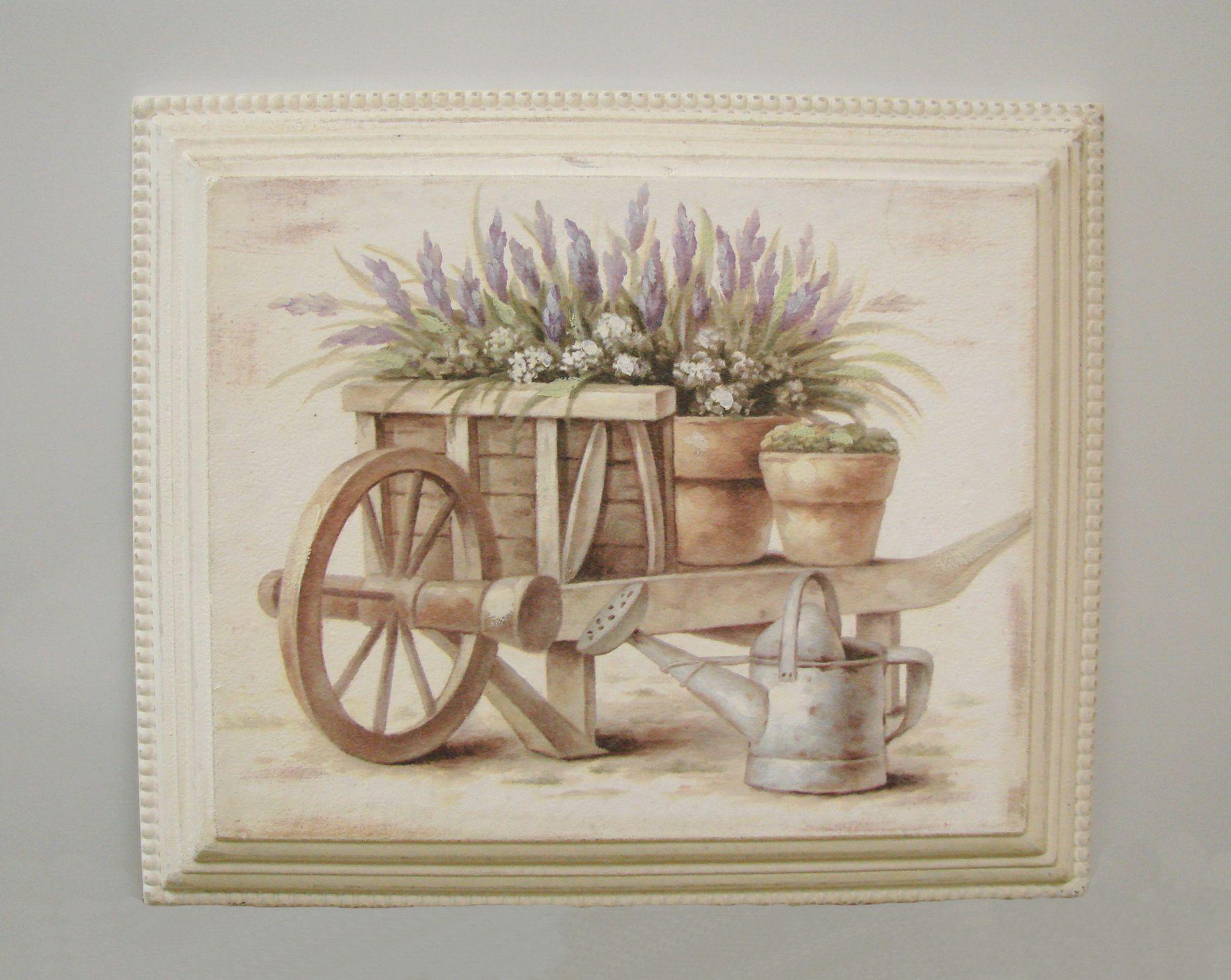 листок это картина для кухни в стиле прованс представлены все обои