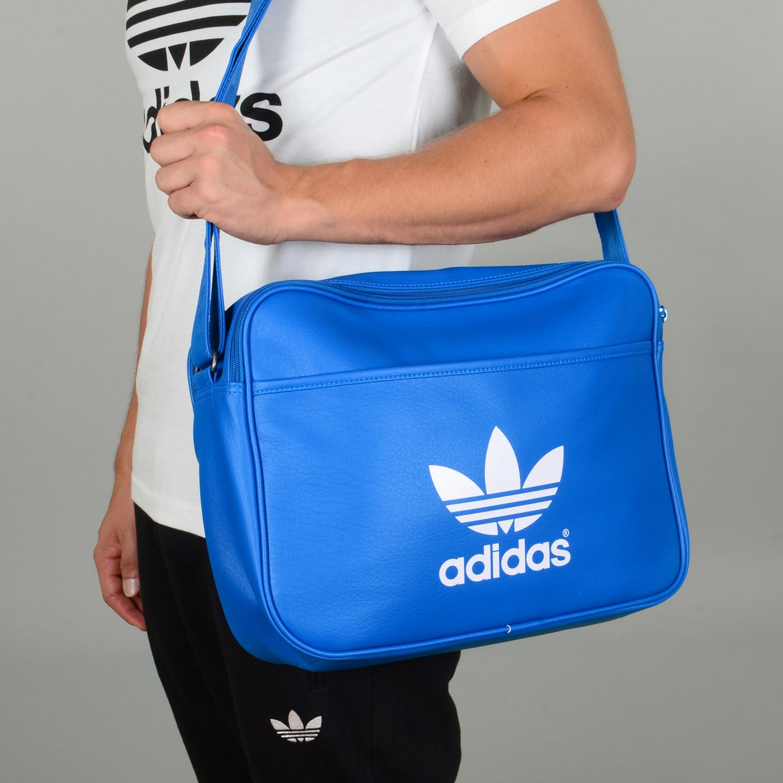 New Accessories Adidas Originals Airl Classic Bag Blue Http