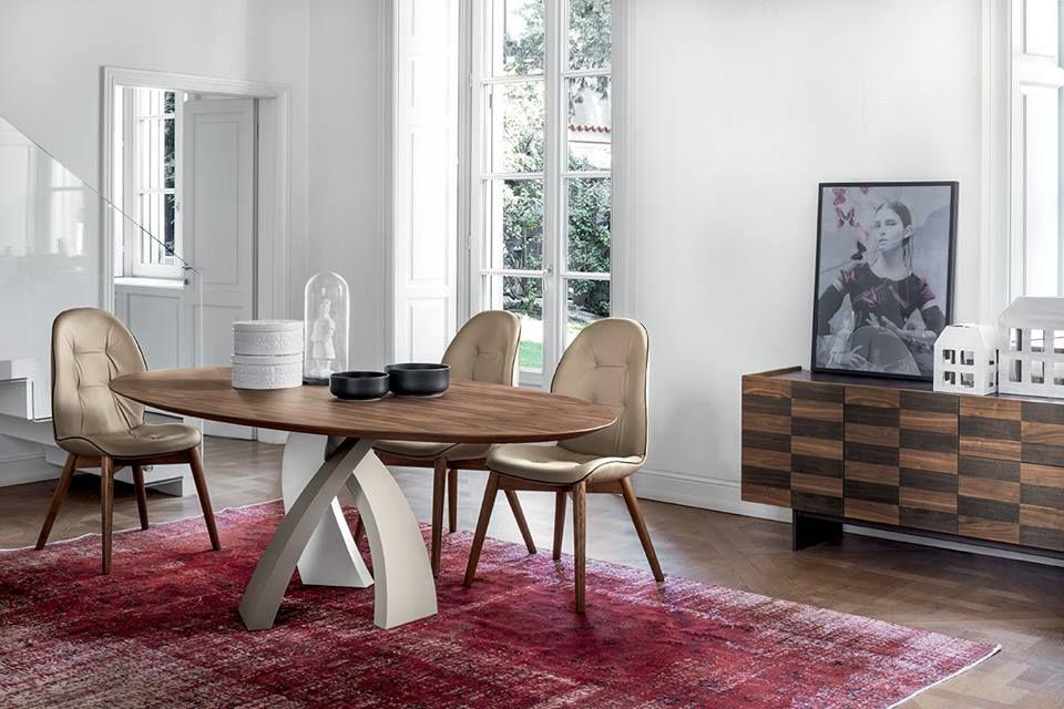Tavolo Eliseo Tonin Casa con piano in legno | Tavoli da Pranzo ...