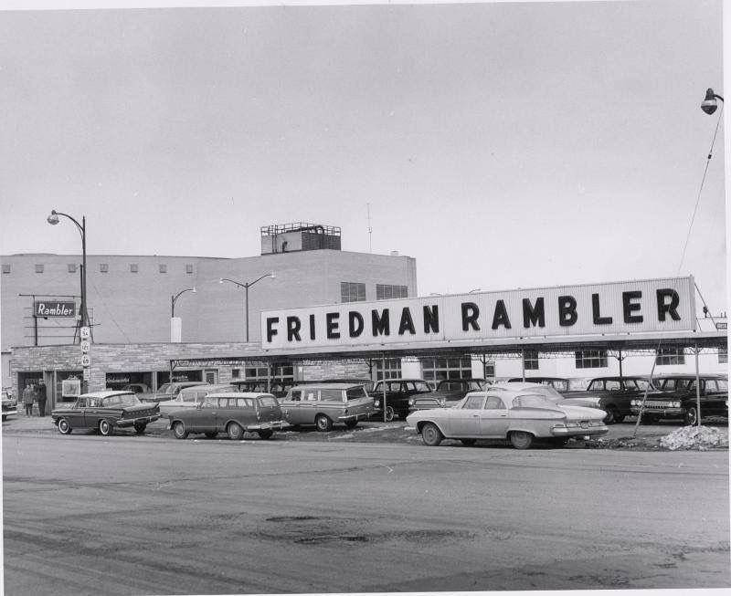RAMBLER, 1962' Oriskany St Oneida county, Utica, Rome photo