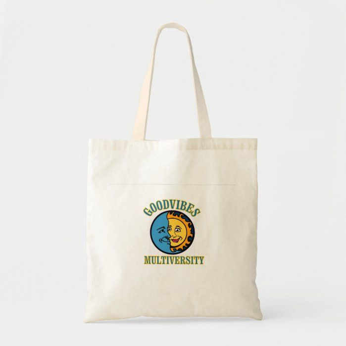 Official Tote Bag of GoodVibes Multiversity