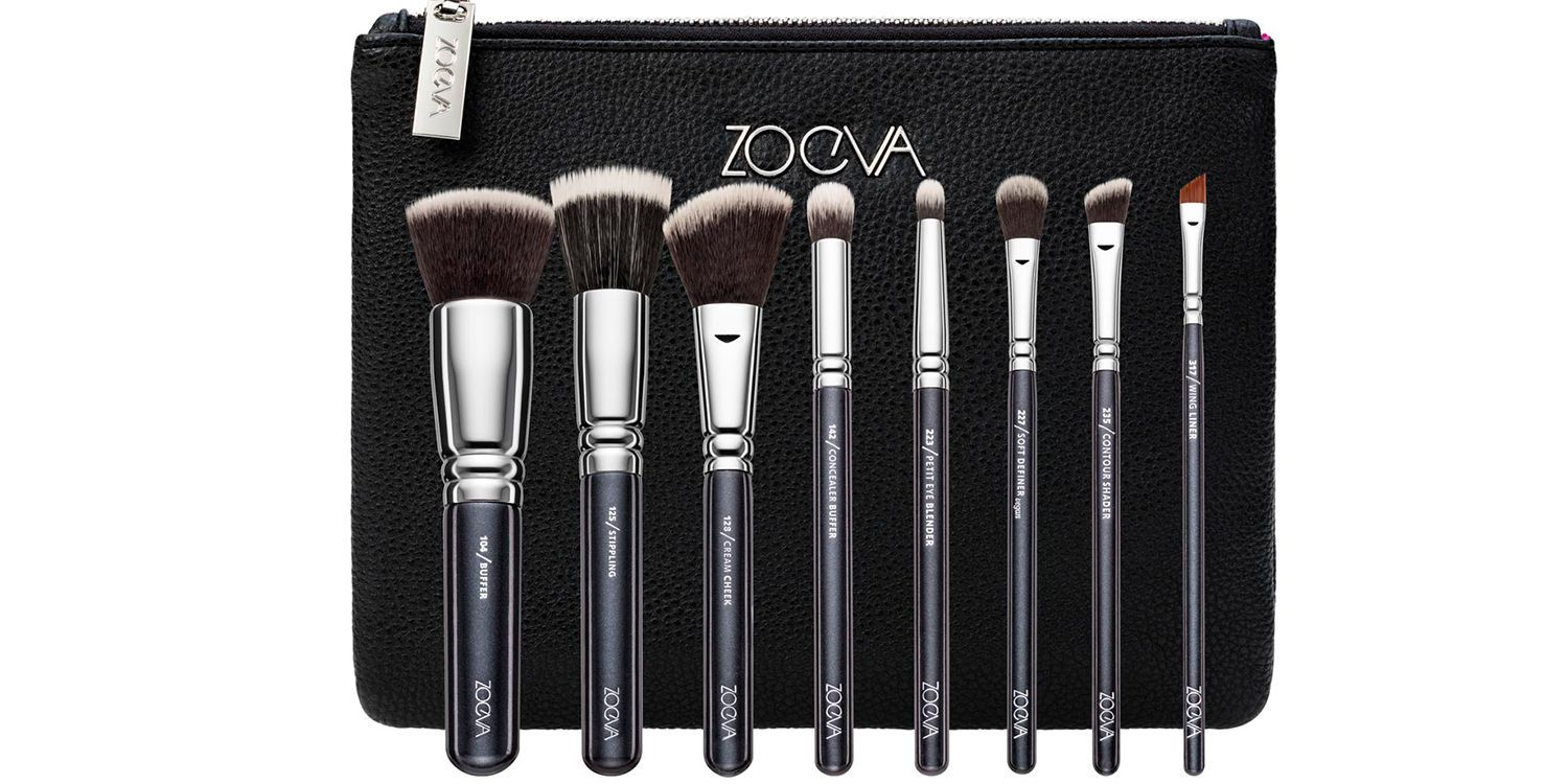 A Ranking Of The Best Ever Makeup Brush Sets According To Our Beauty Team Makeup Brush Set Makeup Brushes Brush Set