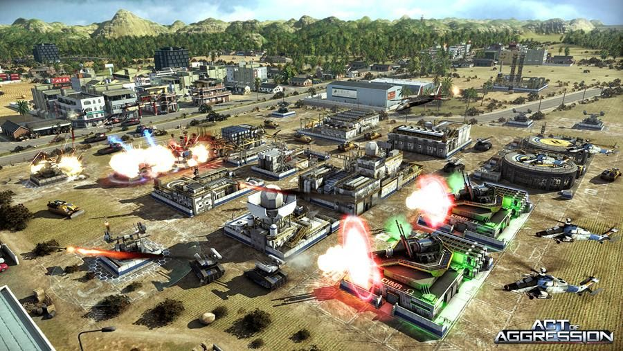 Act Of Aggression Launches Multiplayer Pre Order Beta Realgamerreviews Game Reviews Gaming Pc Techno Thriller