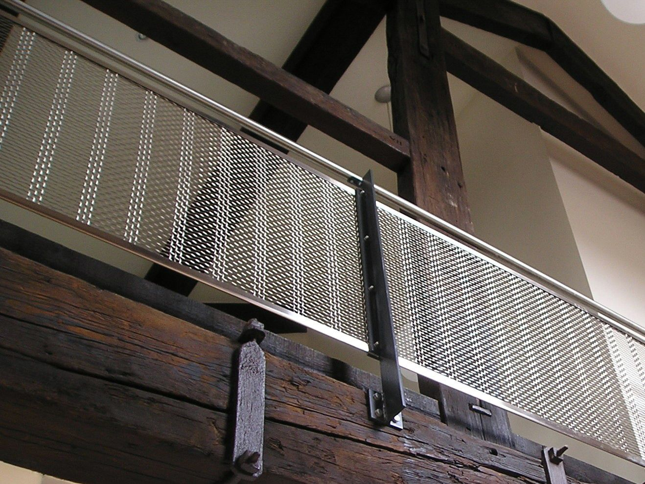 Best Fearn Island Mill Internal Balustrade Panels For Private 400 x 300