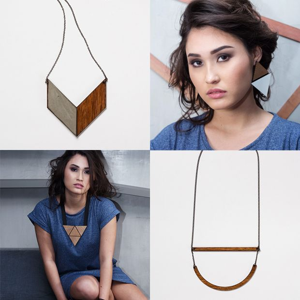 Conheça essas 5 marcas brasileiras de acessórios que criam joias de madeira  - unindo estilo, 03c5156cbd