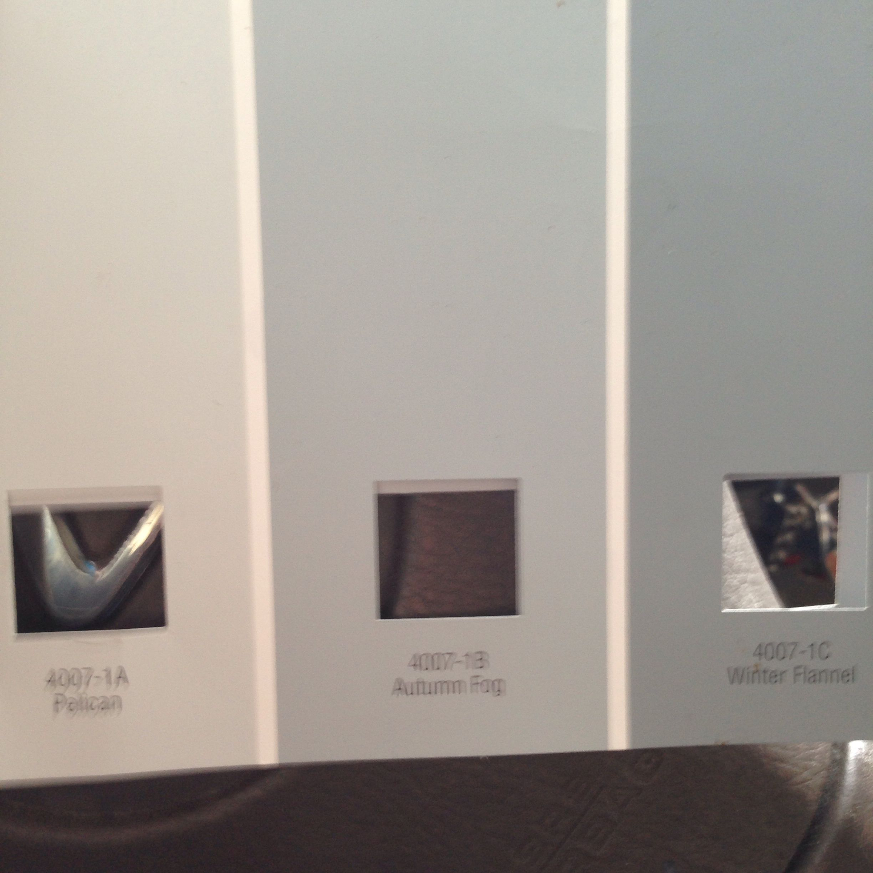 Valspar 40071b Autumn Fog Blue Grey Rooms Paint Colors Color Inspiration