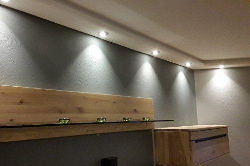 BENDU - Moderne Stuckleisten bzw Lichtprofile für indirekte - spiegel badezimmer mit beleuchtung