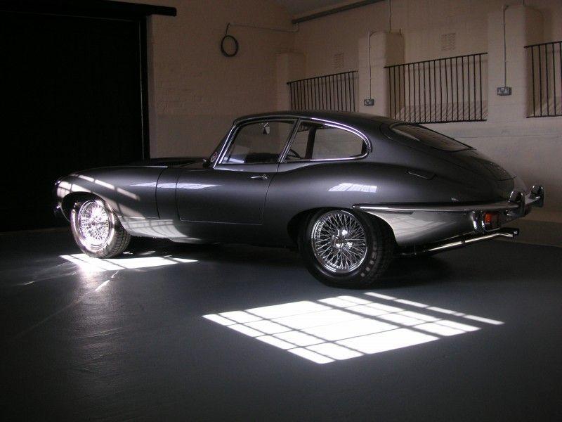 E Type Jaguar S2 4.2 FHC - Available for Rebuild | Jaguar E-Type ...