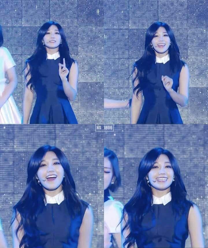 CAPS 150128 Apink at Gaon Music Chart Kpop Awards - Eunji - music chart