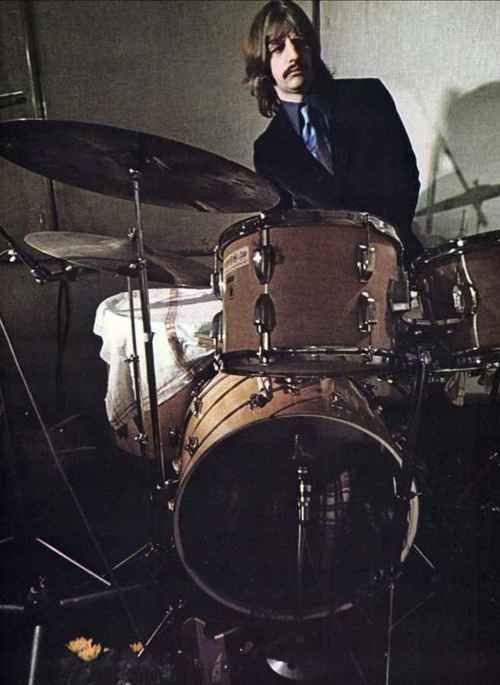 Ringo On The Maple Ludwig Drum Kit