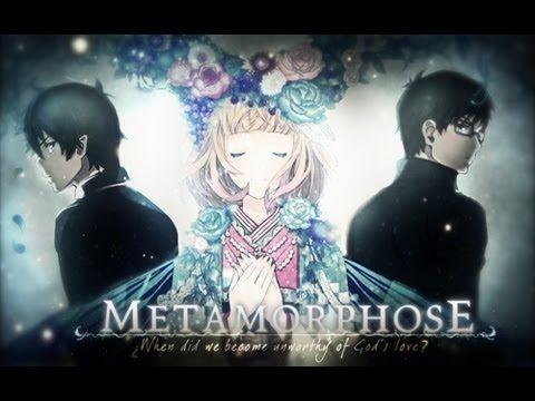Metamorphose Anime Mv Amv Youtube