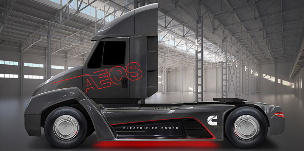 tesla just lost the race to unveil a fully electric semi truck 18 rh pinterest com