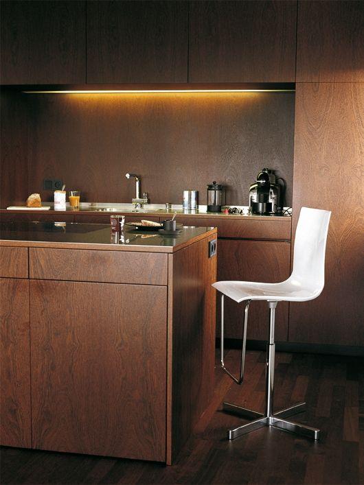 WOK Silla giratoria by Desalto diseño Claudio Dondoli, Marco Pocci ...