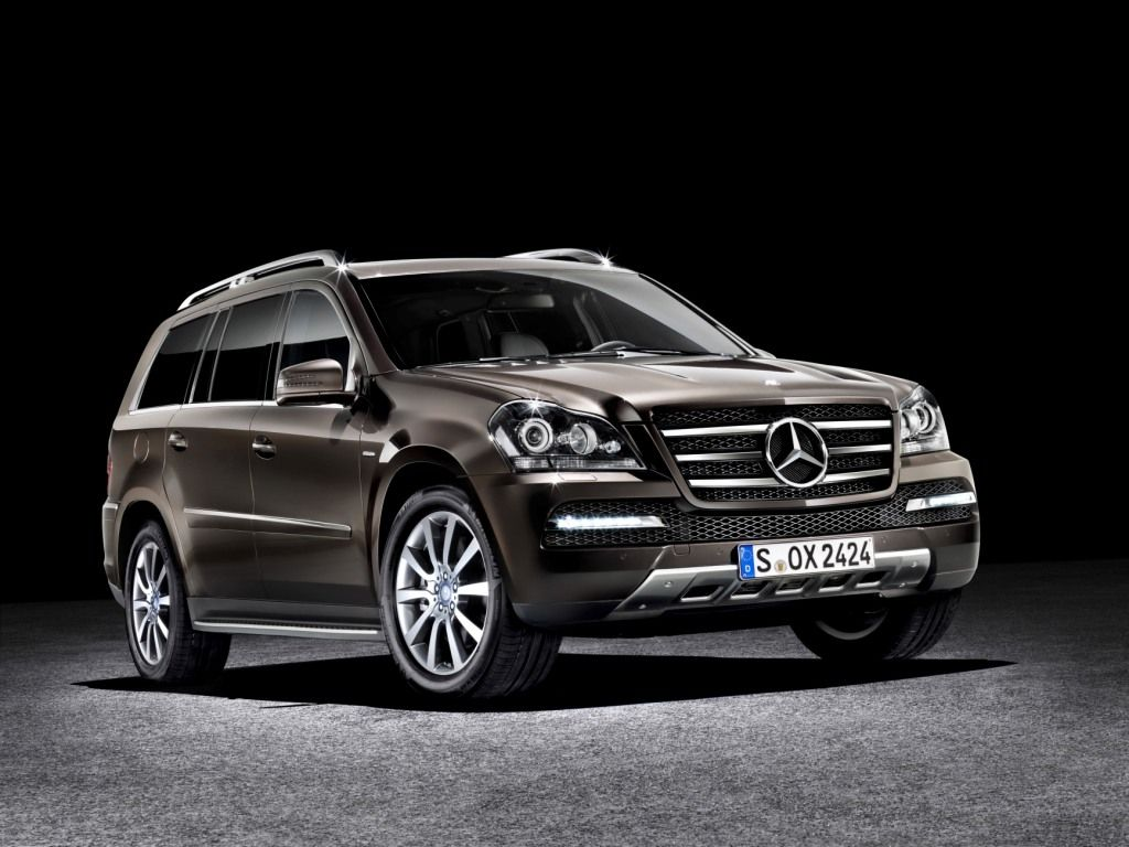 Mercedes Benz SUV
