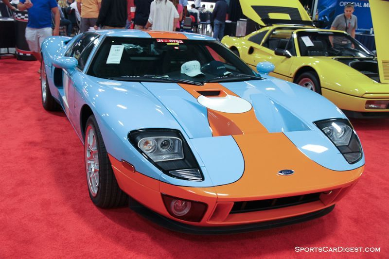 Ford Gt Heritage Edition Coupe