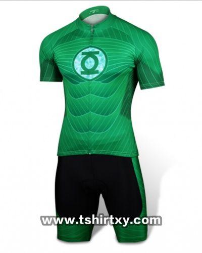 Green Lantern cycling jersey mens suits cool superhero cycle clothing.  Superhero TshirtGreen LanternsGreen Lantern ShirtMarvel Dc ComicsMens Suits Men ...
