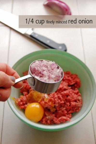 How To Make Homemade Hamburgers My Way Recipe Homemade Hamburgers Homemade Burger Patties Homemade Burgers