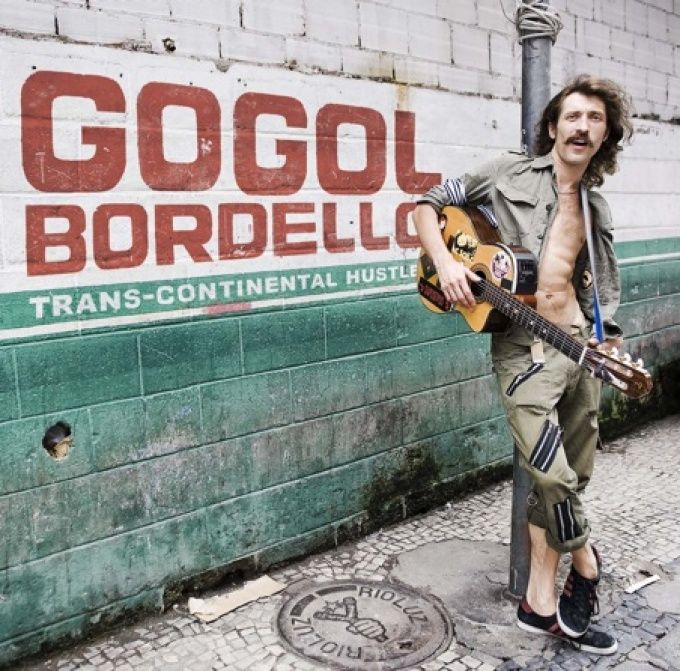 LOVE Gogol Bordello! Saw them a couple years ago at House of Blues! Can't wait to see them again this summer!