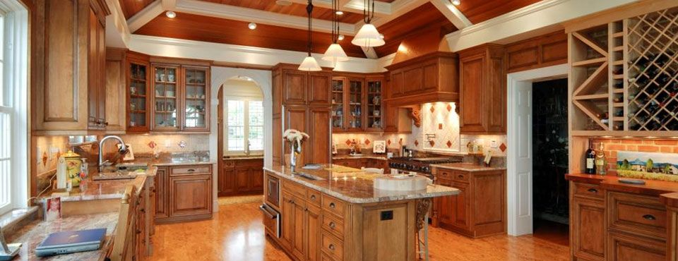 Pin by Kempsville Cabinets on Our Portfolio | Custom kitchens