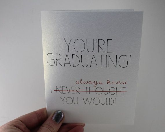 graduation card congratulations card by bepaperie on etsy graduation card funny