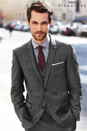 Signature Suits | Tailoring & Suits | Mens Clothing | Next ...