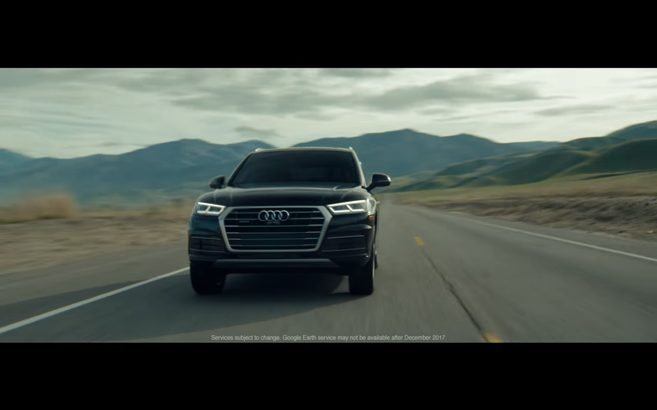 d46460527b Video Audi S New Ad Shows Man Leave Witness Protection For Q5. Audi  Feminist Father Daughter Super Bowl Commercial 2017