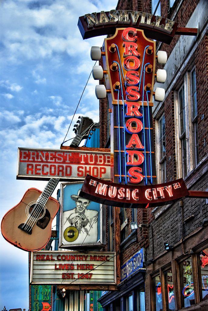 Landmarks in Nashville TN