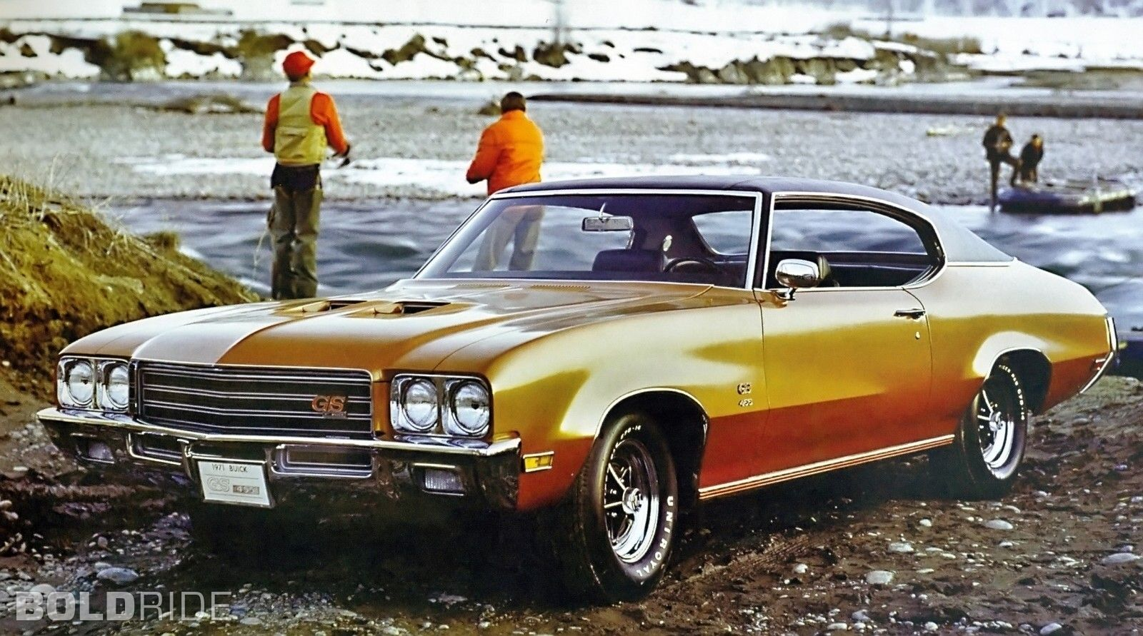1971 Buick GS 455