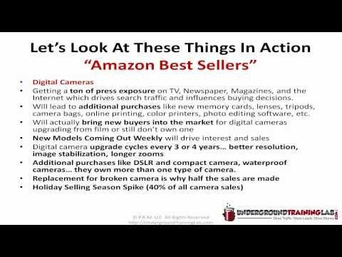 affiliate marketing video, affiliate program, Amazon Affiliate, Amazon Affiliate product research, Jeff Johnson