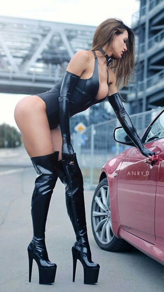 Beautiful Women and Luxury Cars Are the Best Combination