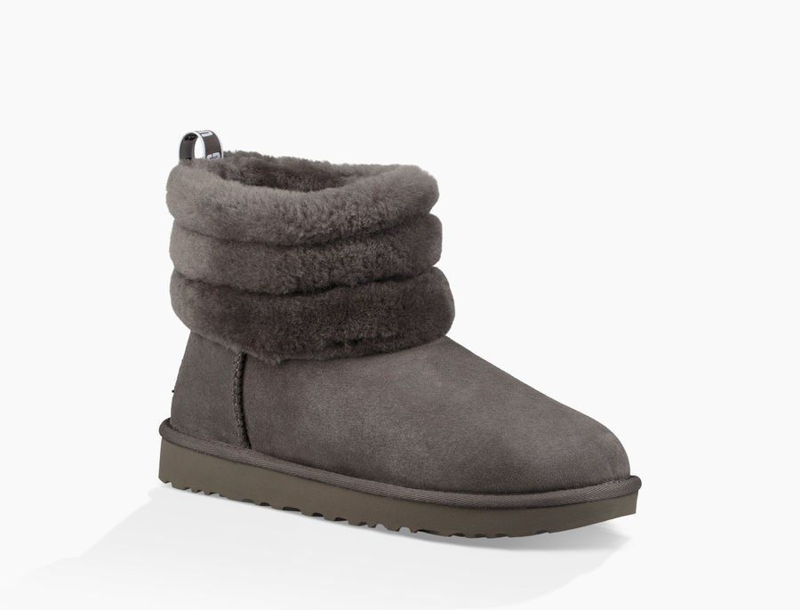 c0873a015fd Classic Mini Fluff Quilted Boot | fancy footwork | Boots, Uggs, Ugg ...