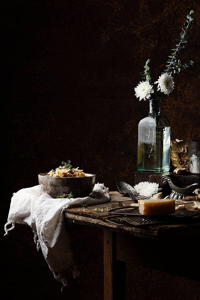 Risotto de setas by raquel carmona food photography - Rissotto de setas ...