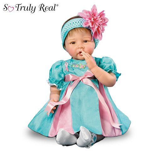 Breast Cancer Support Realistic Baby Doll: Everlasting « Game Searches
