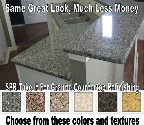 Remove Spray Paint Your Counter Top