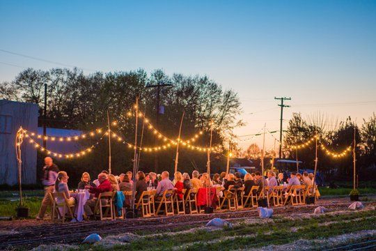 Enjoying A Farm To Table Dinner And Other Food Occasions