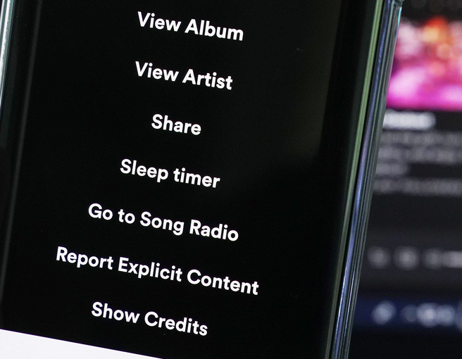 Sleep Timer Added to Spotify Android App | App News | Sleep