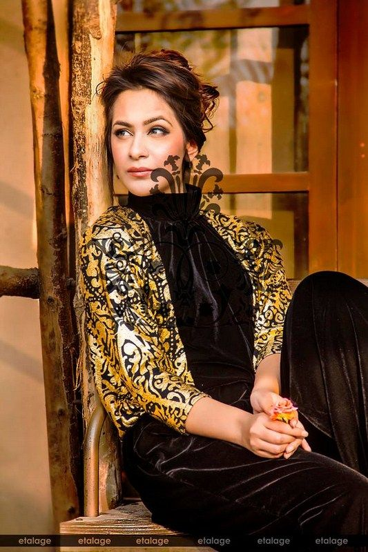 Etalage is a new arriving fashion fabric brand in Pakistan, first introduced in 2013.In the race of top fashion designers Etalage has made its place by forking over extremely modern and western style dresses. Arriving trends of western fashion in Pakistan become the basic aim of Etalage. As this is a start of this new fashion brand it not as much popular as HSY, Maria B etc.   #pakistanclothingbrands, #fashionbrandspakistan, #dresscollection2014